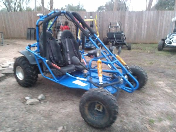 go cart - $800 (s.houston)