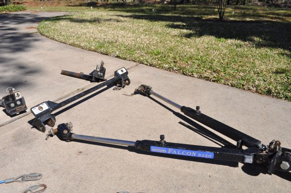 Roadmaster Falcon 5250 Towbar With Acc. - $375 (WillisLake Conroe)