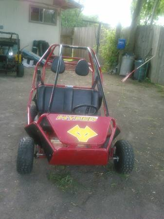 go cart - $600 (Pearland )
