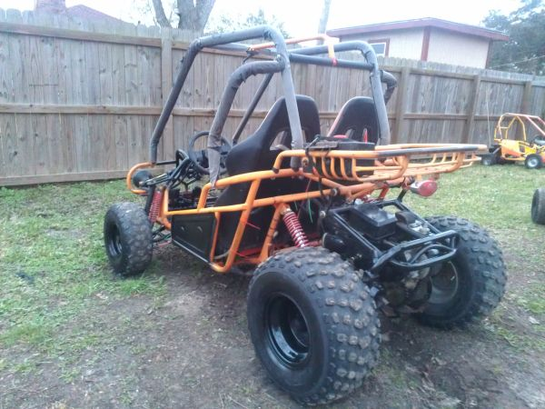 go cart  - $900 (houston)
