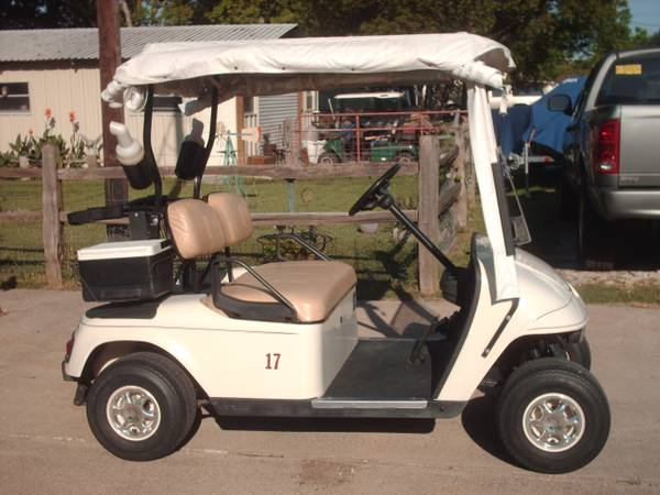05 EZ-Go Freedom Golf Cart with 2012 batteries - $2200 (Willis N side of Lake Conroe)