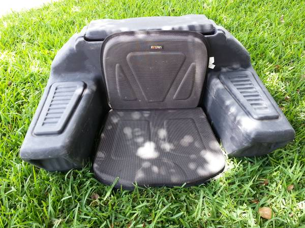 ATV BACKREST -- BACK REST ATV - $165 (EAST BLVR 225)