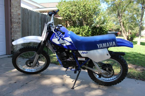 Yamaha 180  - $900 (Katy  West Houston)