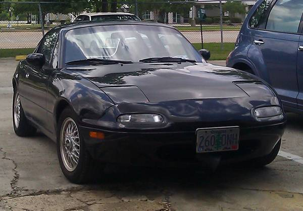 Trade Excellent Miata for Motorhome - $5000 (Humble, near airport)