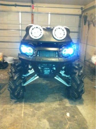 Gorilla lifted brute force 2012 - $12000 (Huntsville)