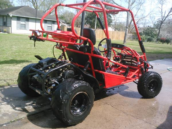 go kart - $1300 (s. houston)