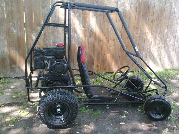go cart ready for beach - $500 (pearland)