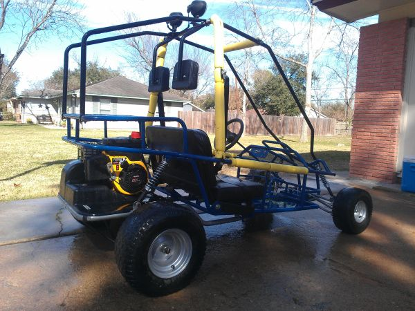 go cart (American made) - $1000 (houston)