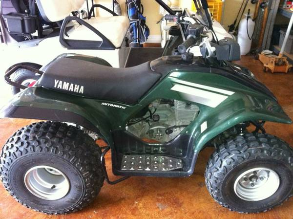 --------Yamaha Breeze 125 ATV--------- (Katy)