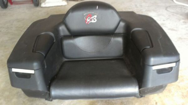 Passenger seat for 4-wheeler - $150 (Magnolia Texas)