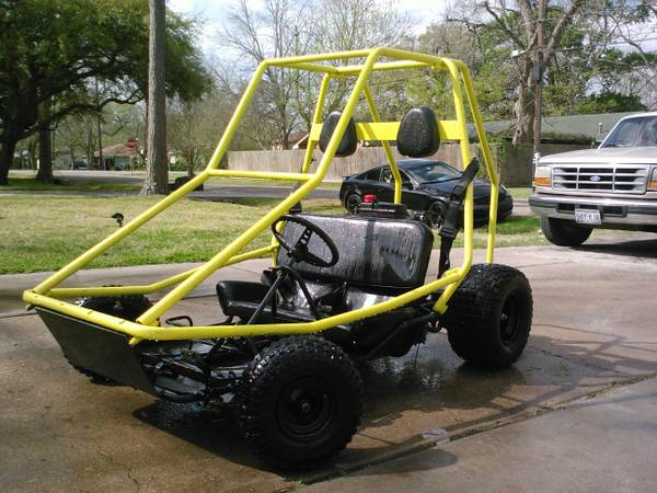 go cart - $800 (houston)
