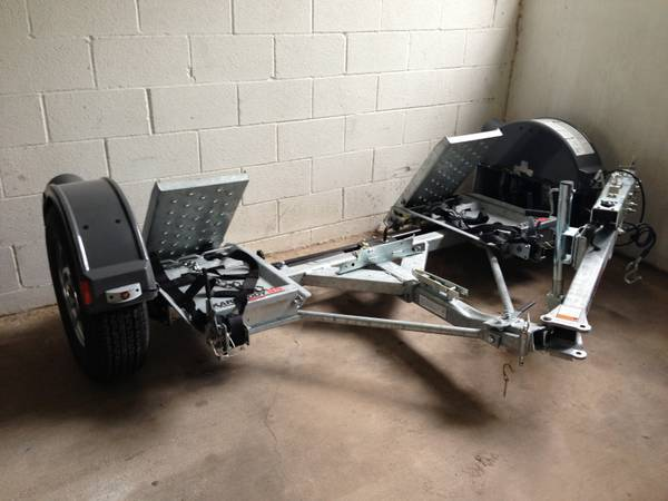 DEMCO Kar Kaddy SS Tow Dolly New - $2200 (League City TX)