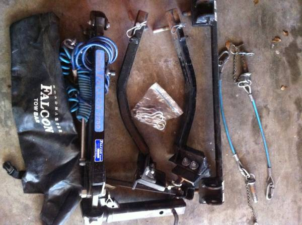 Tow Bar Falcon Roadmaster 5250 - $300 (Conroe)