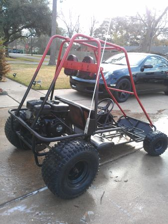 go cart - $600 (se houston)