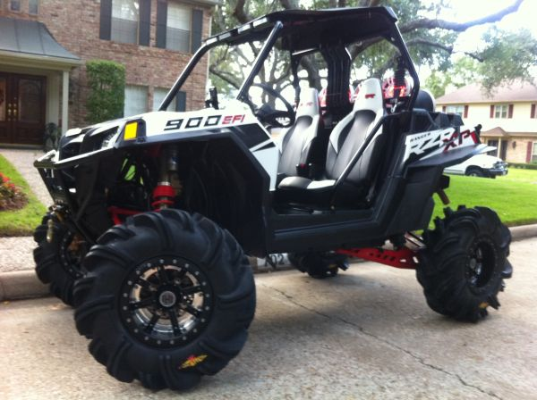 LIFTED 2011 Polaris RZR XP 900 EFI - $16000 (Houston)