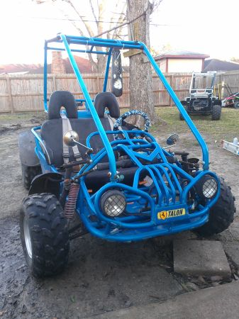 go cart (150cc) dune buggy - $1000 (houston)