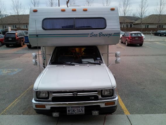 Toyota Rv Sea Breeze 21 - $15900 (pembina, ND)