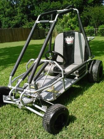 Yerf dog go kart sale espotted for Go kart interieur quebec