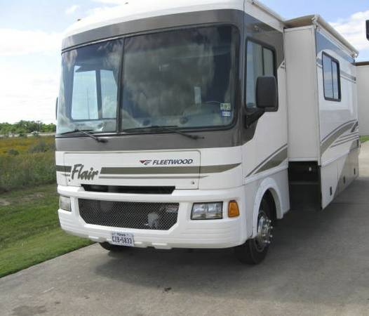 2005 Fleetwood Flair motorhome 2 slides perfect shape loaded low miles -   x0024 39997  Katy