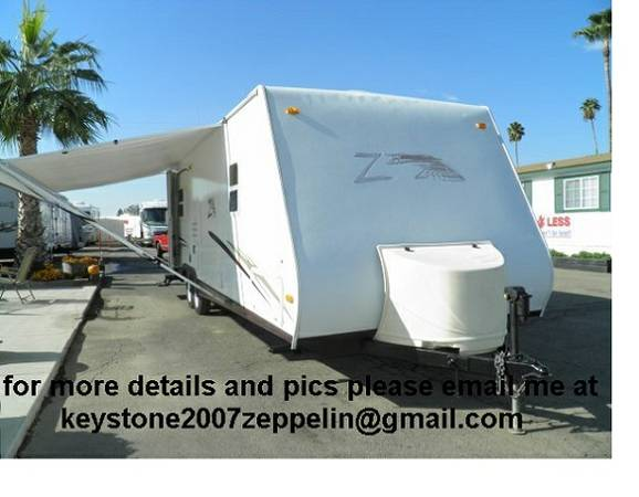 2007 KeystoneZeppelin 29  Exceptionally Clean  -   x0024 3400