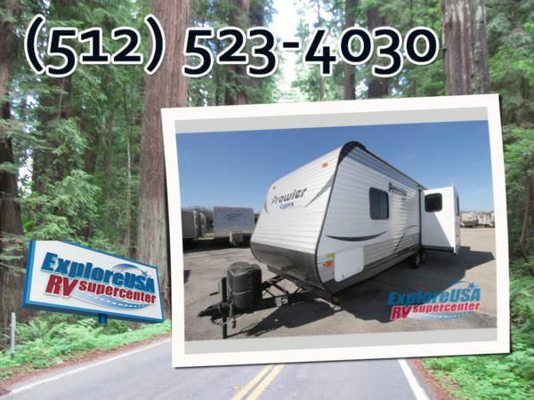 28 2014 Heartland 26 Lx Lynx Travel Trailers  Kyle