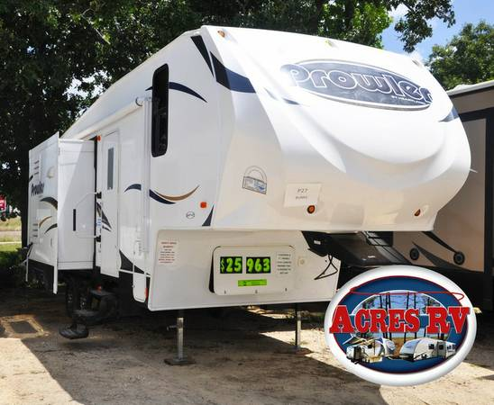 GOTTA GO    2014 Heartland 5th Wheel P27 -   x0024 23499  N Houston Livingston