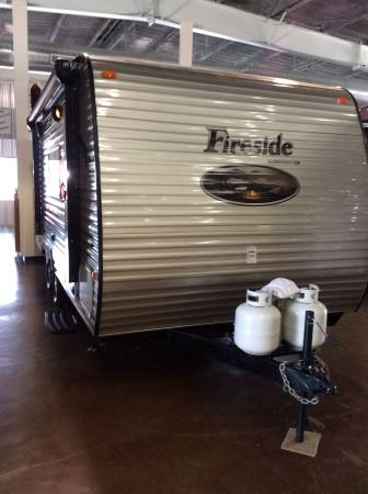 New Keystone Fireside for sale   Travel Trailer  -   x0024 13345  League City