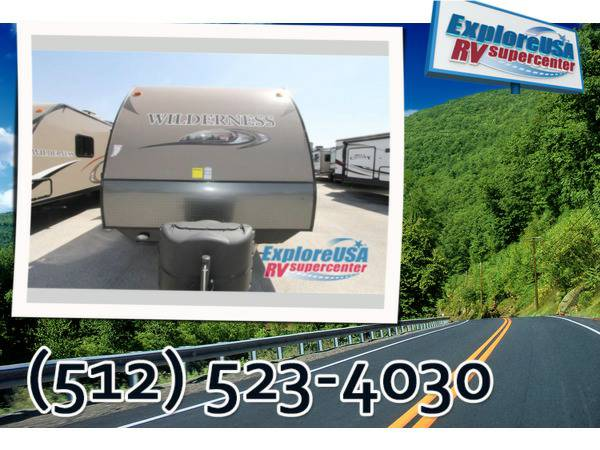 Travel Trailers  2014 Wilderness 31 2775rb  Hays County