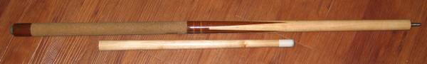 Custom one of a kind Jump cue pool cue stick - $99 (Spring)