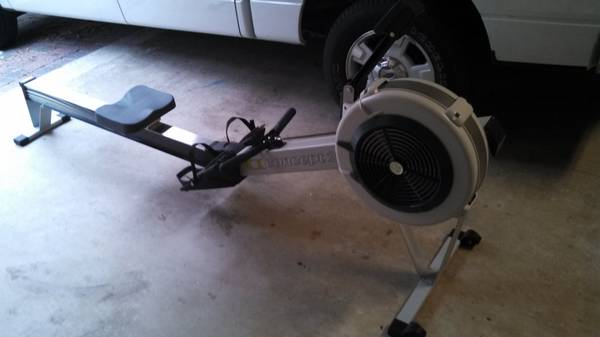 Concept 2 Model D Rowing Machine - $725 (Can meet in Houston at mutually convenient location)