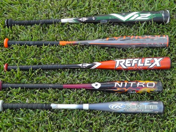 Baseball Bats...REDUCED - $10 (Friendswood)