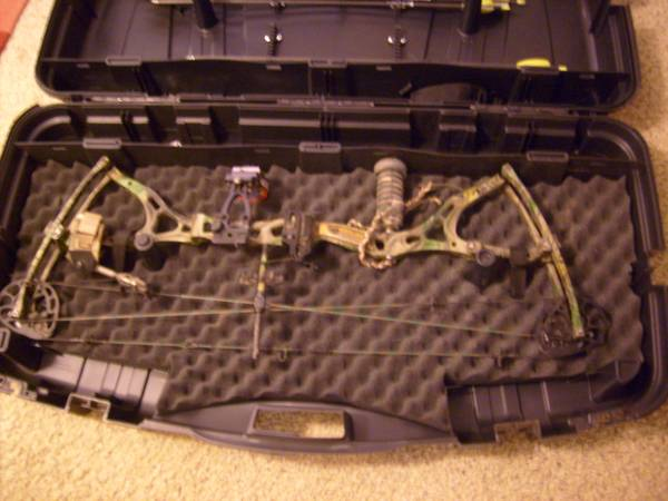 Bowtech Guardian compound bow  - $450 (Conroe)