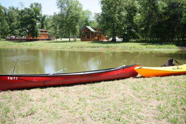 Bring your canoe  kayak -- OWNER FINANCING lots on Trinity River  - $250 (Liberty County TX)