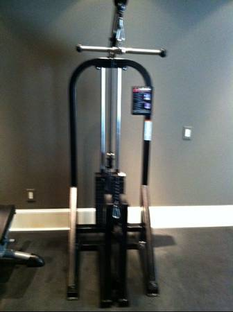 ELITE FX Fitness Equipment - Pro Maxima Selectorizer BiTri Machine - $797 (West URice Village)