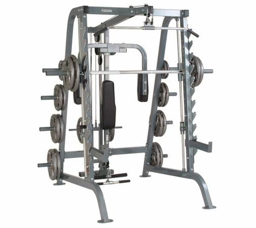 Keys Fitness Weight Training System - $990 (Houston (Katy), Texas)