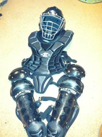 Easton Jr Youth Catchers Gear - $75 (West Houston)