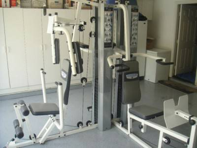 Iron Strength Home Gym - 3 Station  - $550 (The Woodlands )