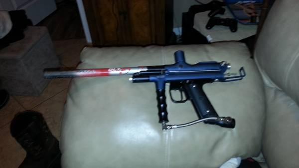 wpg autococker paintball gun - $100 (katy)