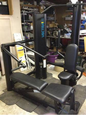 Vectra home gym - $1500 (Lake Conroe )