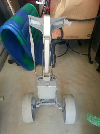 Golf Cart PushPull 2 Wheels - $35 (conroe tx area)