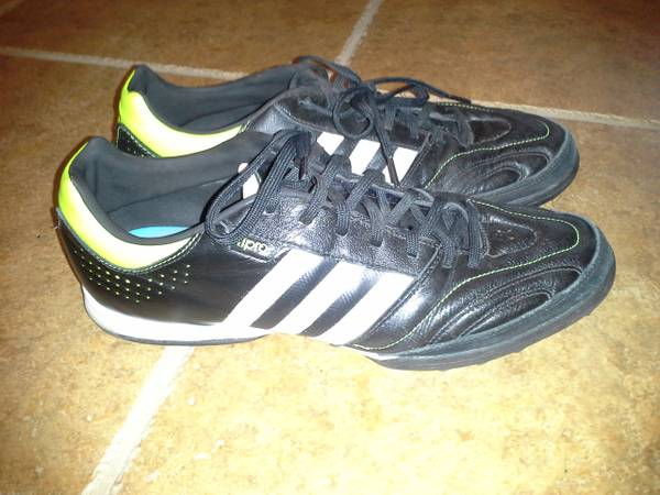 Indoor turf soccer shoes Nike, Adidas, Puma size 11, 10.5 - $30 (Galleria)