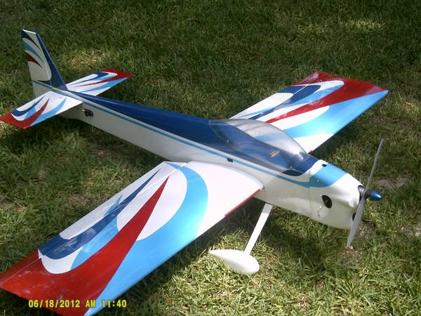 3 RC AIRPLANES, TRAINER, U CAN DO 3D, ELECTRIC SPORT PLANE - $170 (Crosby)