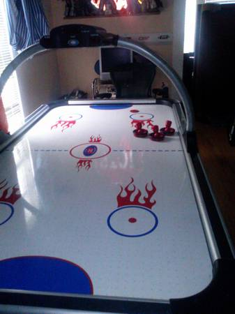 Tournament Air Hockey Table - $175 (Heights)