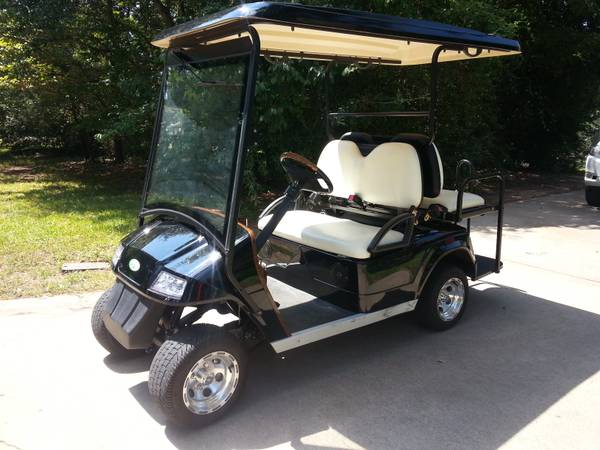 Golf cart - $6000 (Lake Conroe)