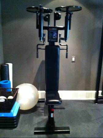 ELITE FX Fitness Equipment - 3 Piece Selectorizer Weight Lifting Set - $2448 (West URice Village)