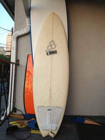 Channel Islands Al Merrick Pod Surfboard 56 - SOLD - $500 (Galleria)