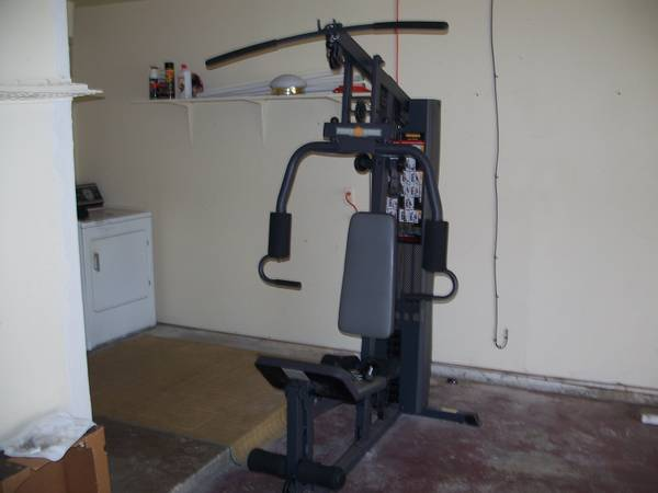 Powerhouse wm1501 home gym - $100 (S W Houston 77072)