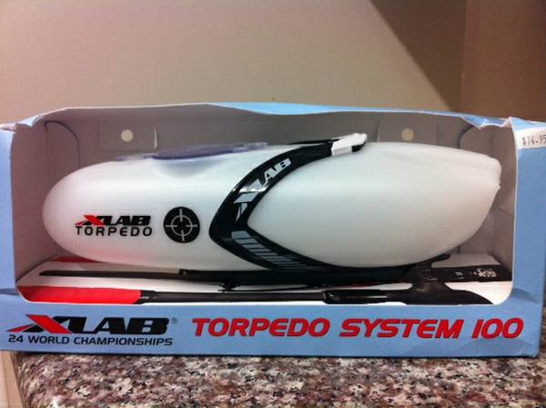 ELITE FX - XLab Torpedo System 100 Tri Bike Hydration System - $74 (Rice Village West U)