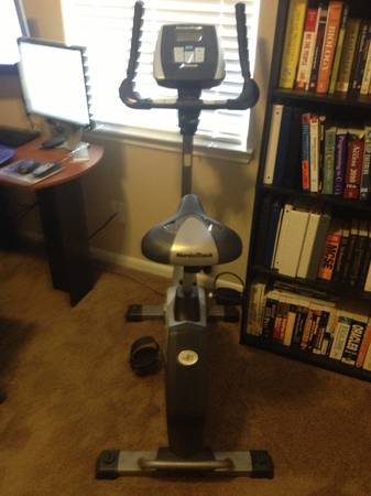 NordicTrack GX2.0 Upright Exercise Cycle - $140 (Cypress, TX)