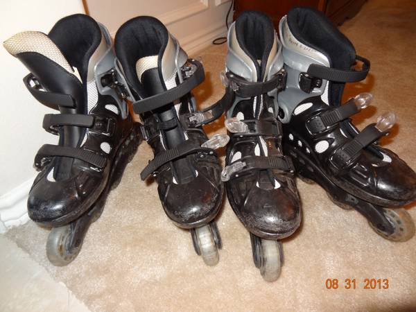 Roller Blades for Kids - $15 (Hwy 290 and Barker Cypress)